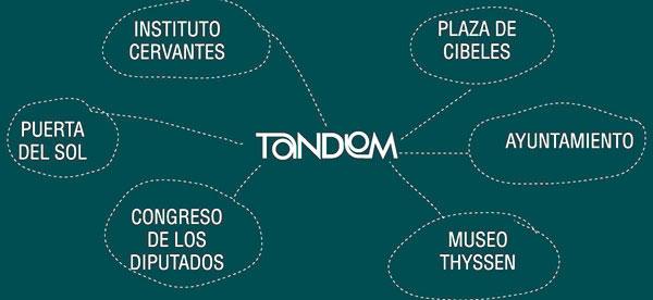 Escuela Tandem Madrid
