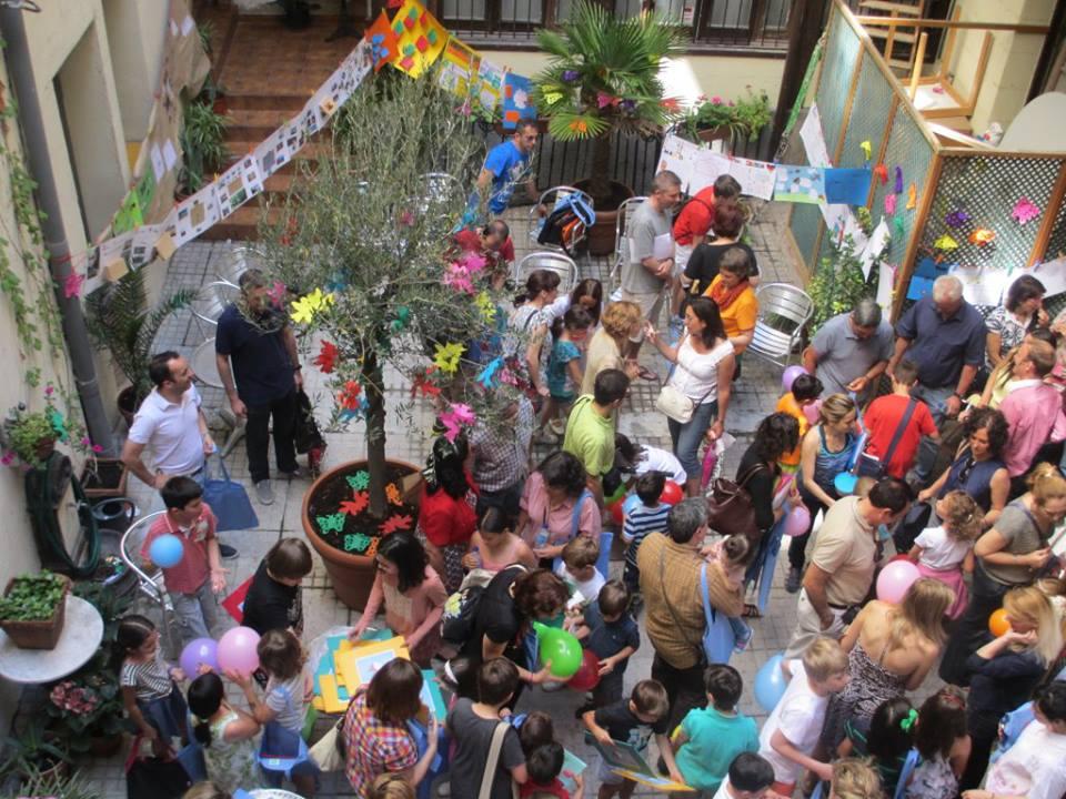 Una imagen de la fiesta del año pasado