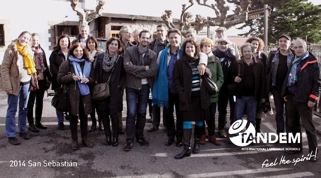 San Sebastián, Pleno TANDEM International, noviembre 2014