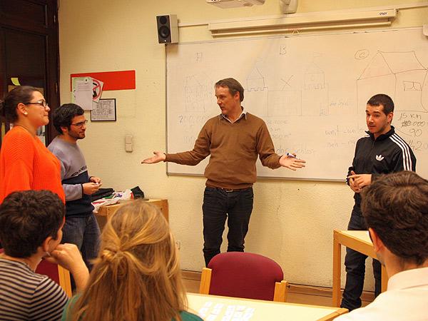 TANDEM Madrid: Cursos de alemán e inglés trimestral, intensivo, temático o de preparación de exámenes oficiales.