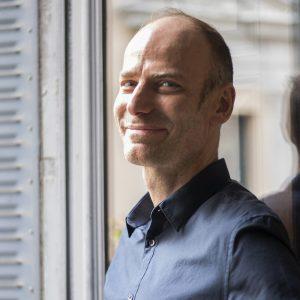 Lutz Wessels, coordinador pedagógico de los cursos de alemán para niños y jóvenes