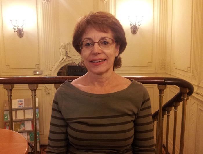 Elisa Cuevas, estudiante de alemán en TANDEM