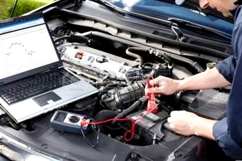 mecánicos de automóvil