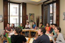 Comienzan los cursos trimestrales de invierno de alemán o de inglés