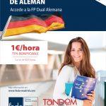 Curso de alemán bonificado en FEDA