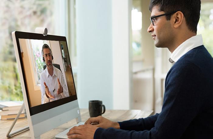 curso por vídeoconferencia