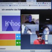 campamento online alemán para IES